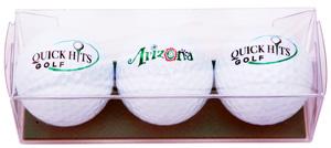 custom print golf gift sets